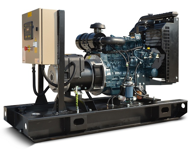 Ghaddar Generator KT20 – KT22S (1500 rpm) powered by Kubota Image