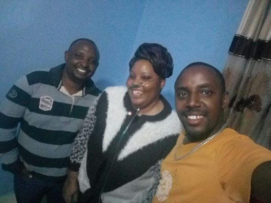 Gladys Kamande discharged from hospital