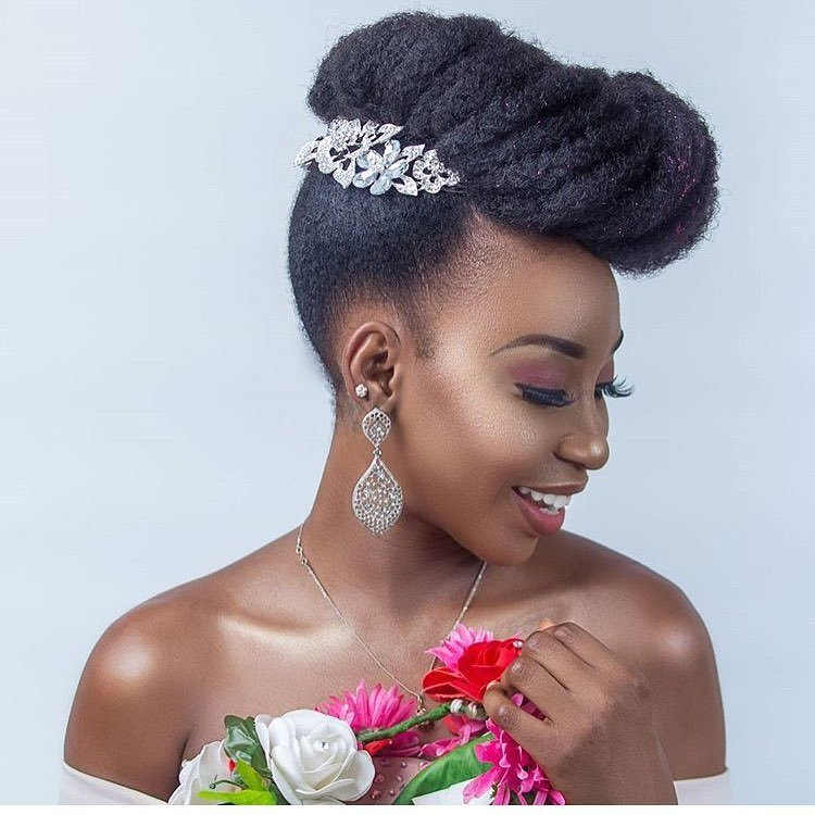 Check Out These 11 Beautiful Natural Hairstyles You Can Rock In On