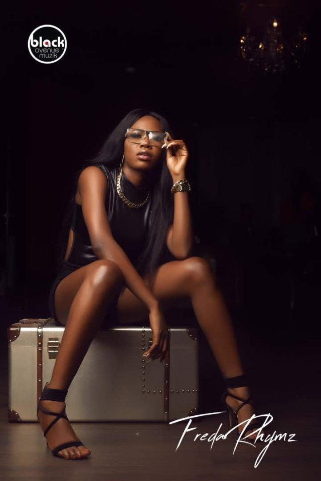 "Freda Rhymz Releases ""An Advice"" Freestyle Video"