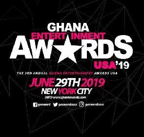 3rd Edition Of Ghana Entertainment Awards USA Slated For June 29