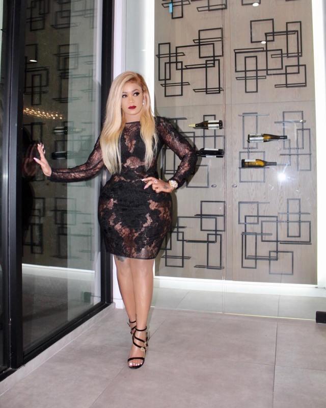 Meet Socialite Vera Sidika's hot and stylish mum