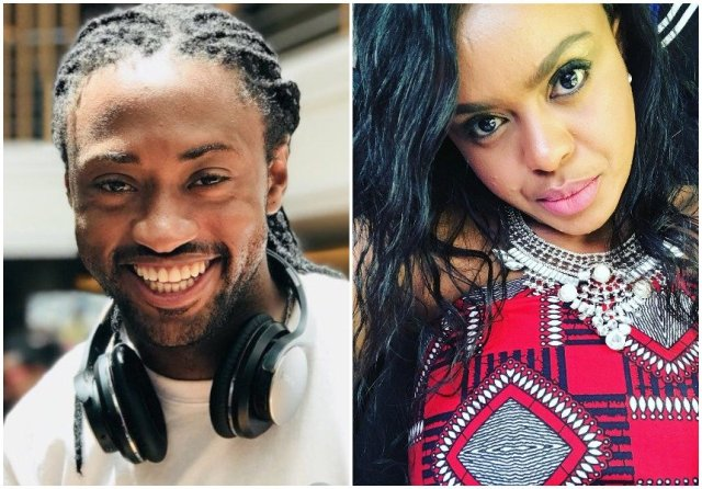 J Blessing opens up about claims Avril is four months pregnant with his baby