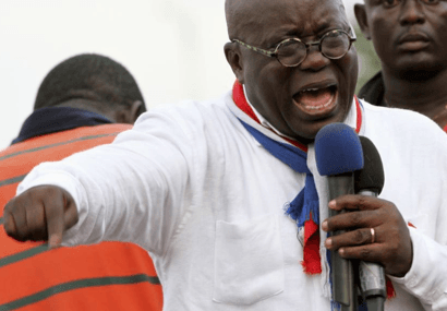 NPP government would revamp dormant development programmes – Akufo- Addo