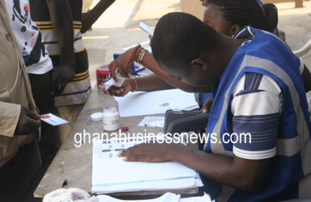 Greater Accra has highest number of registered voters