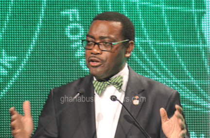 Has Akinwumi Adesina shown what to expect of him yet?
