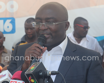 Bawumia calls on Muslims to pray for peaceful election