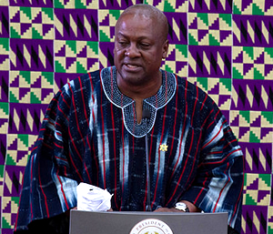ECOWAS can fast-track development through innovations – Mahama