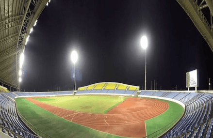 China hands over new Cape Coast stadium to Ghana