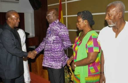 President swears-in members of Civil Service Council