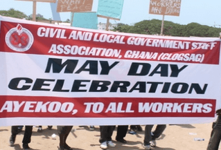 May day celebration nearly marred by stampede