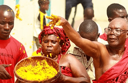Osu Traditional Council launches 2016 Homowo Festival