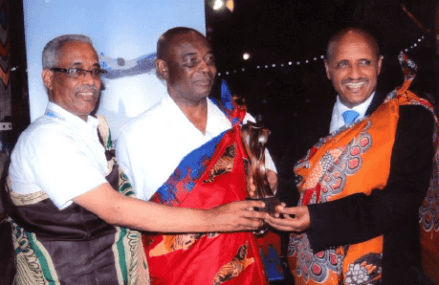 Ethiopian awarded Airline of the Year again!