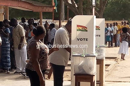 Ghanaians start voting in Election 2016