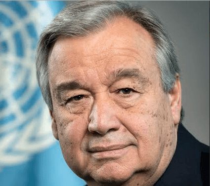 Guterres takes reins at UN, looking to make changes