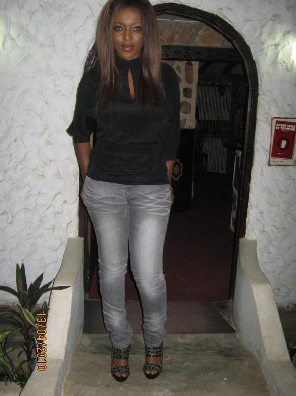 Yvonne Okoro Yesterday