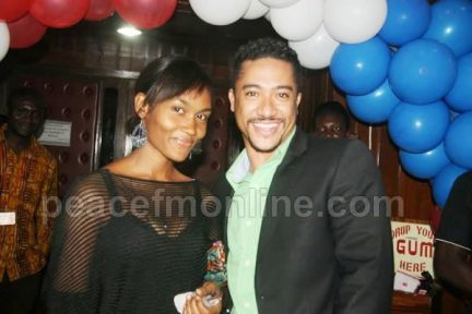 Majid & Wife
