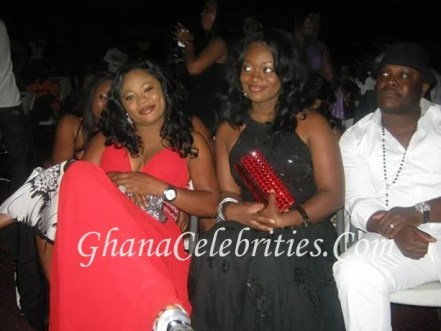 Jackie Appiah @ Ghana Movie Awards 2010