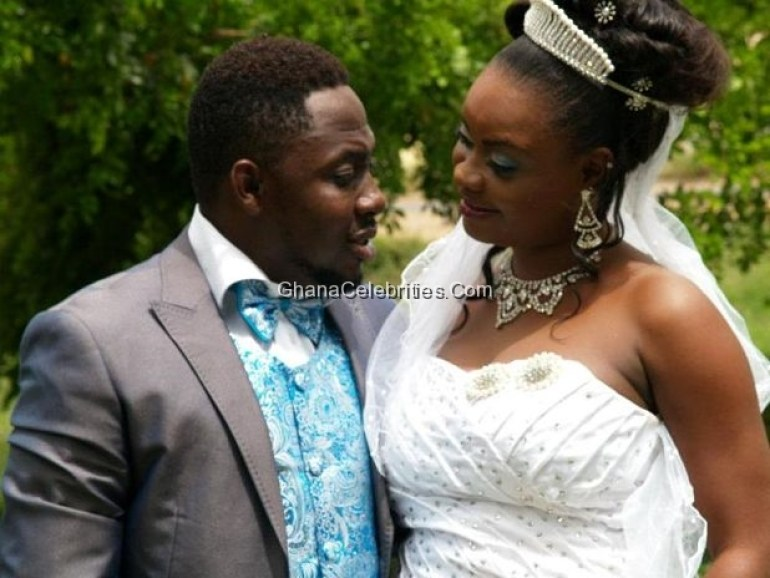 Eugene Baah weds Beverly Afaglo (3)_opt