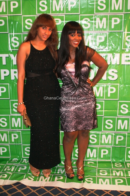 Juliet Ibrahim And Jackie Appiah