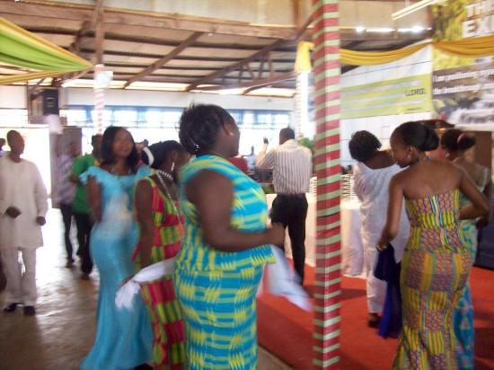 dance in church