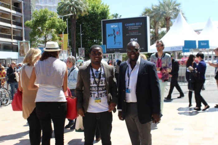Cannes Film Festival 74 - I'm Still Friends With Fred Nuamah Despite Breaking The News Of His Marriage Breakdown – Chris-Vincent Agyapong