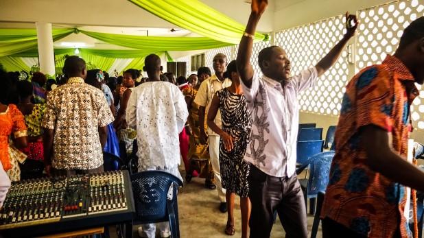 Ghana Church