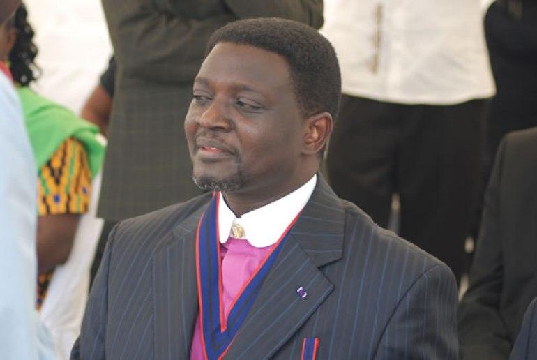 Bishop Charles Agyin Asare