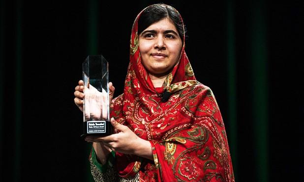 Laureate Malala