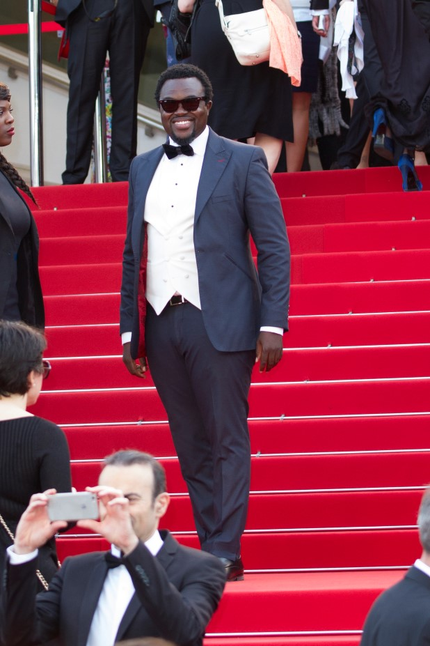 Fred Nuamah at Cannes Film Festival (1)