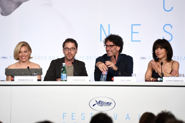 Feature Films Jury - Press conference © GettyImages / Ben A. Pruchnie