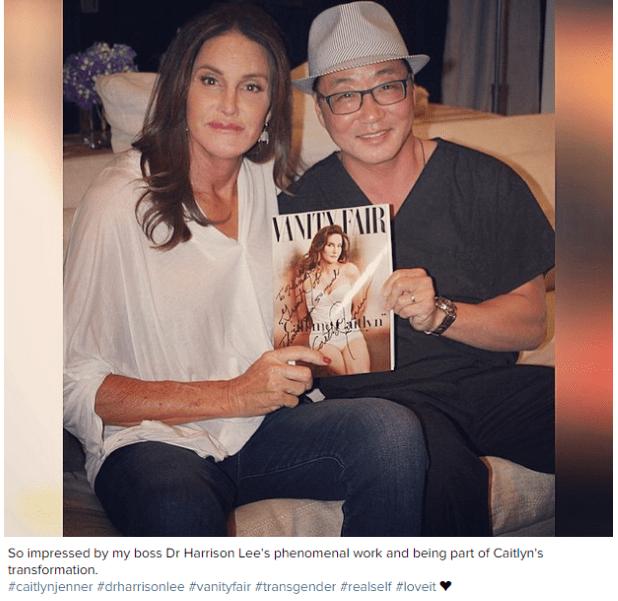 Bruce Jenner-Caitlyn Jenner