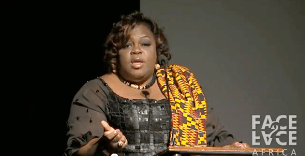 Lilian Blankson BET | Photo Credit: Face2Face Africa