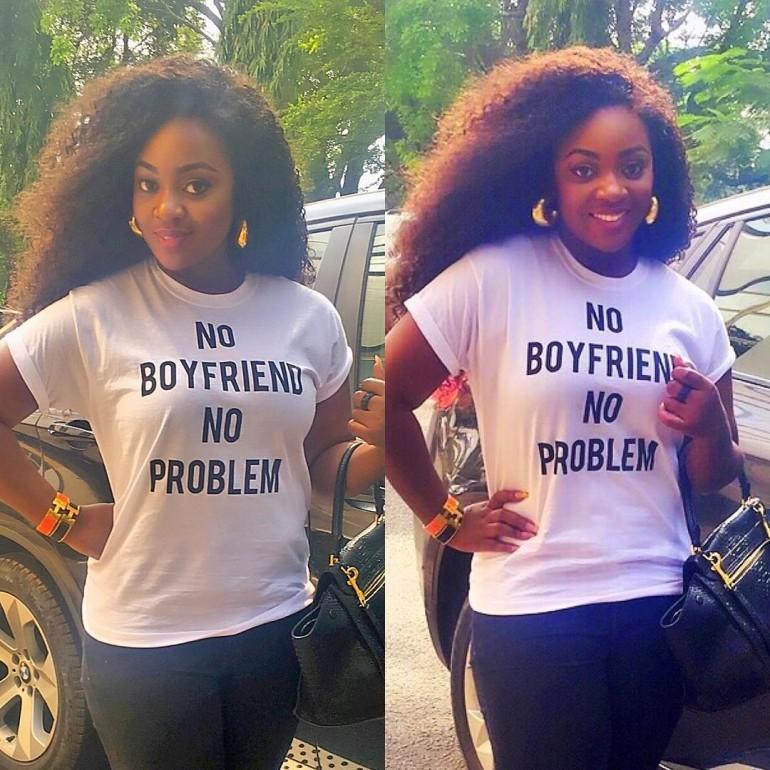 Jackie Appiah Says No Boyfriend No Problem Ghanacelebrities Com