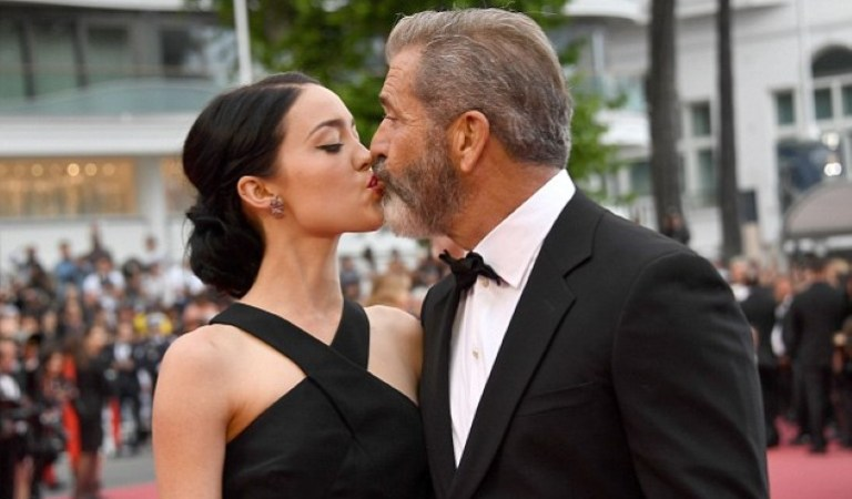 PHOTOS From the Closing Ceremony of the 69th Cannes Film Festival | Featuring Mel Gibson and Girlfriend Rosalind Ross' PDA