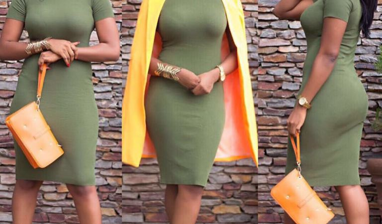 Akosua Vee's Style: Be Bold & Colourful | Statement Heel to a Completely Crazily Hued Ensemble