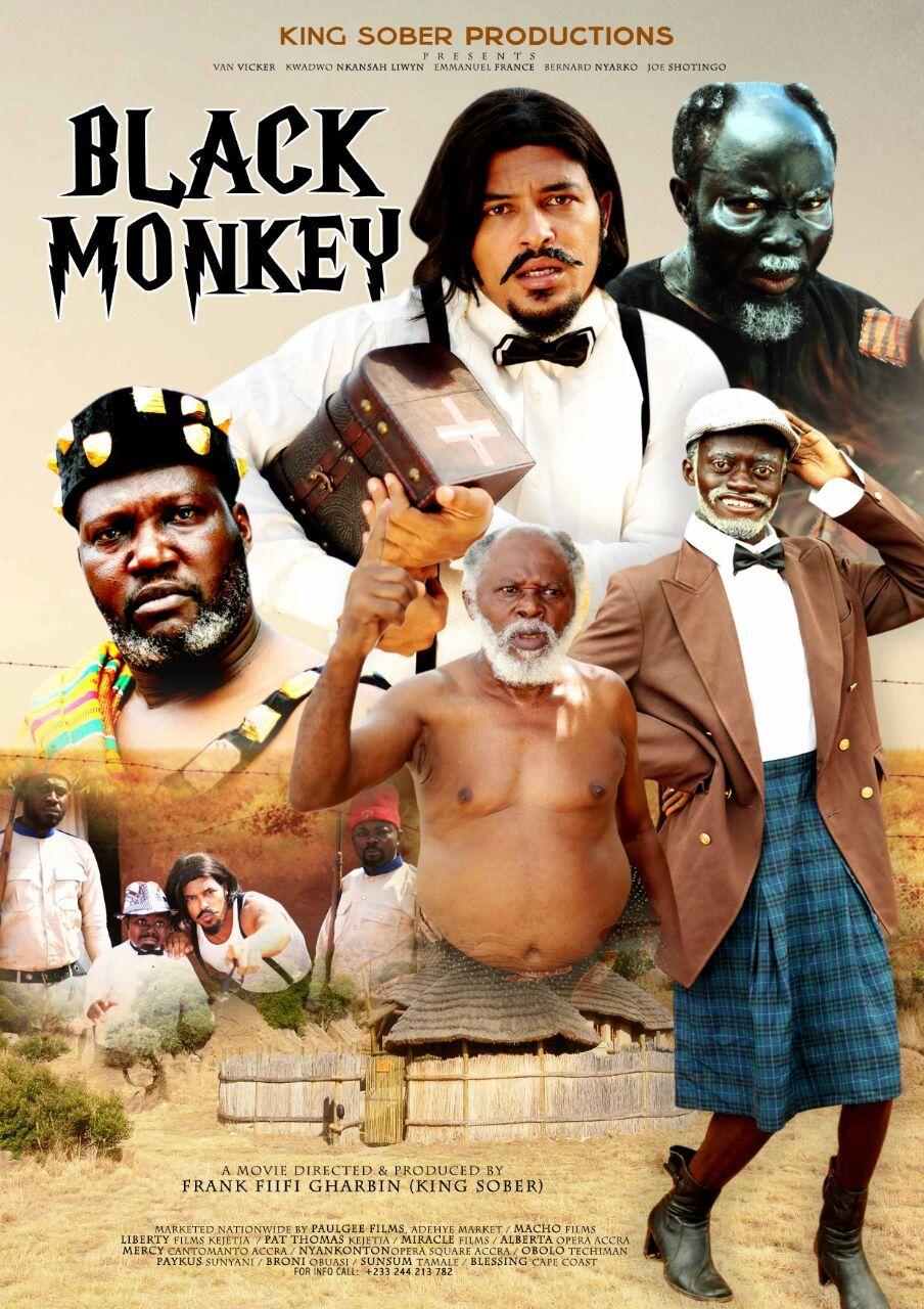 Black Monkey' Trailer- Racist Or Nah? Director Frank Garbin