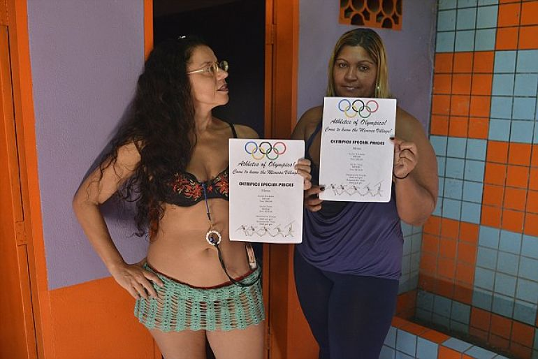 SEX AGENCY Brazilian