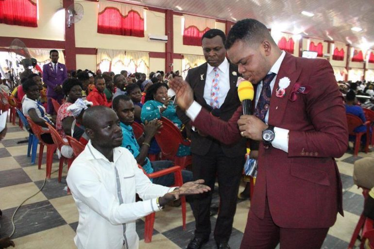 Bishop Obinim is under scrutiny for doing what 99% of Ghanaian parents do