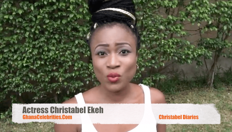 Episode 3 of CHRISTABEL DIARIES: You Are What You Think So It's Time to Think Positive All the Time (VIDEO)