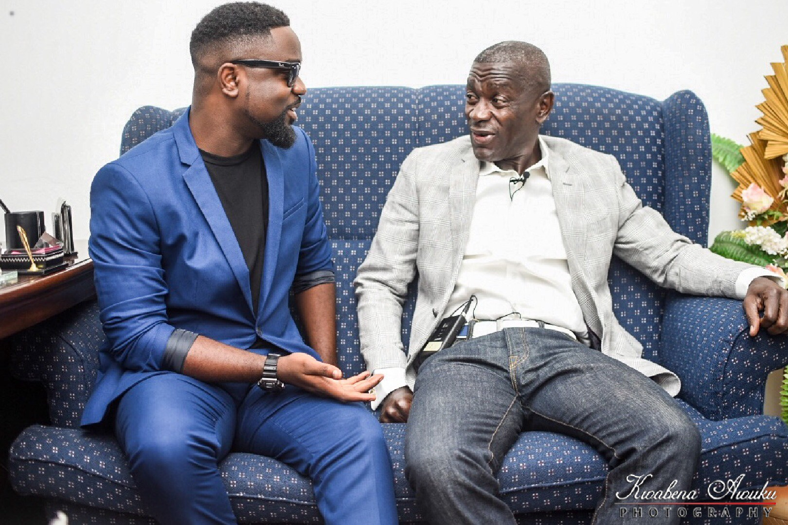 Sarkodie Doesn't Own Any Shares In UT - Kofi Amoabeng - GhanaCelebrities.Com