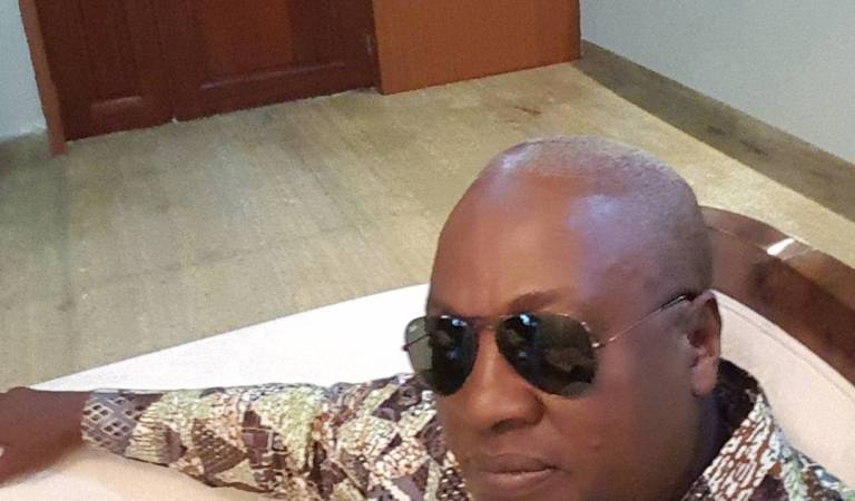 Former President Mahama Says Ghanaians Have Missed Him and the NDC Due to NPP's Bad Governance — Have You?