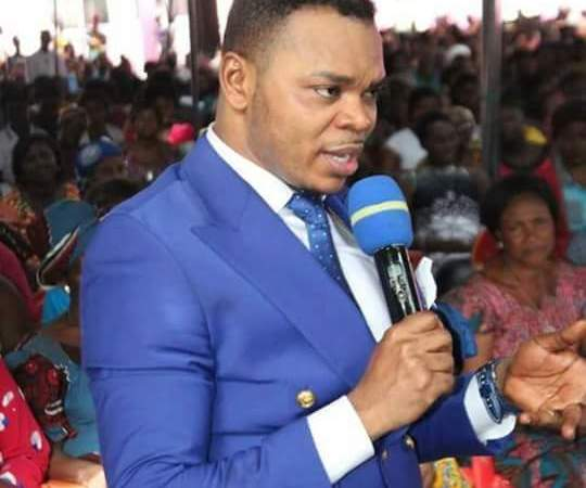 VIDEO: 'Angel' Obinim Constructs Major Road In Kumasi With 'Stolen' Money