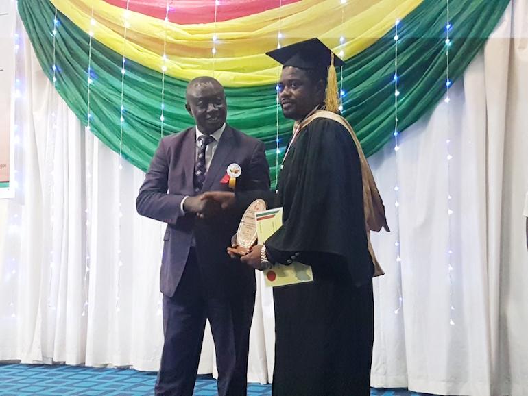 Dr. Adu Boateng of End Point