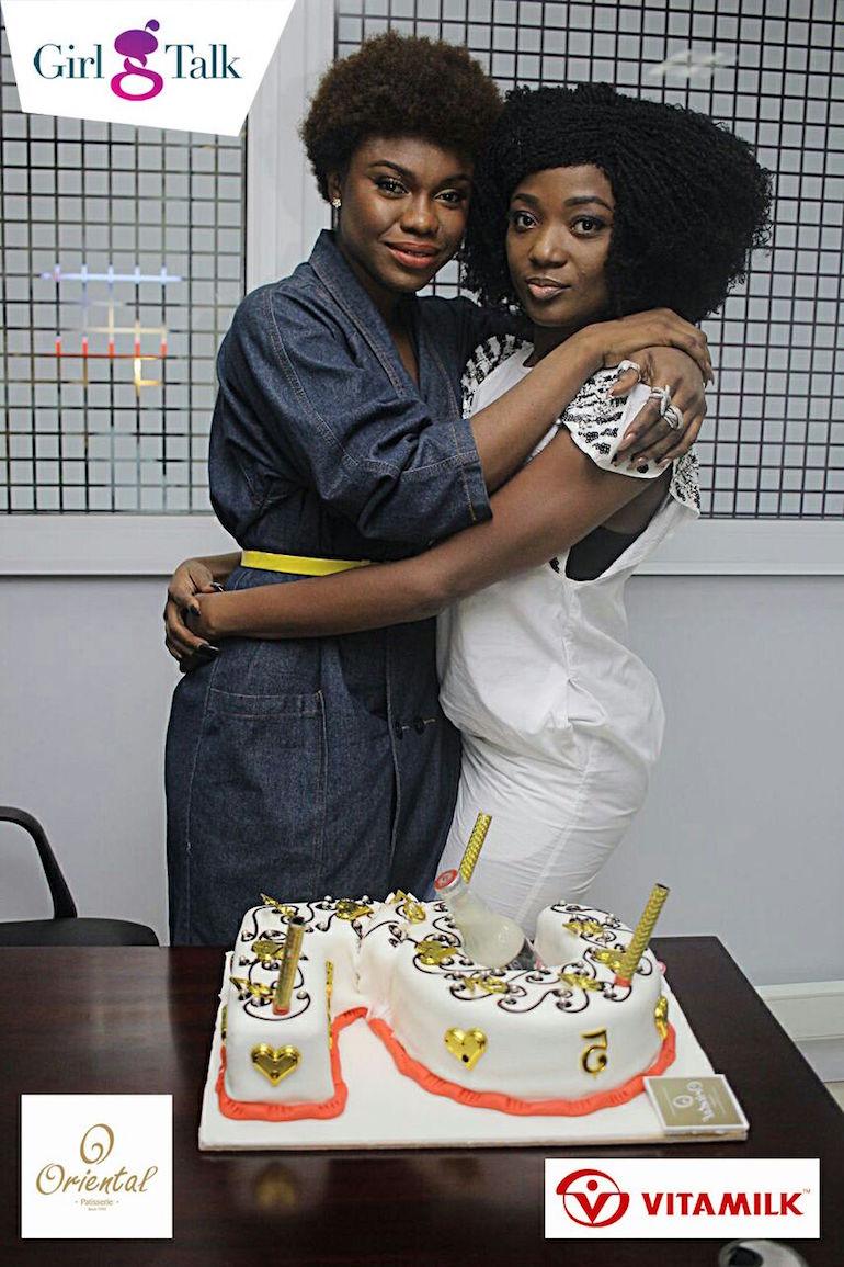 Becca and Efya