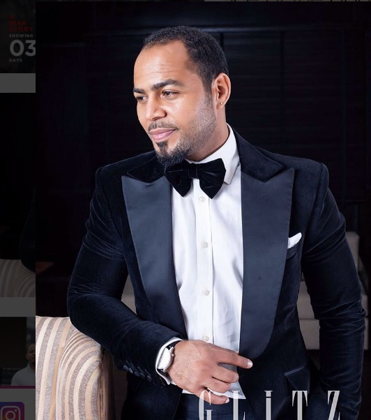 Ramsey Nouah's Throwback Pic Would