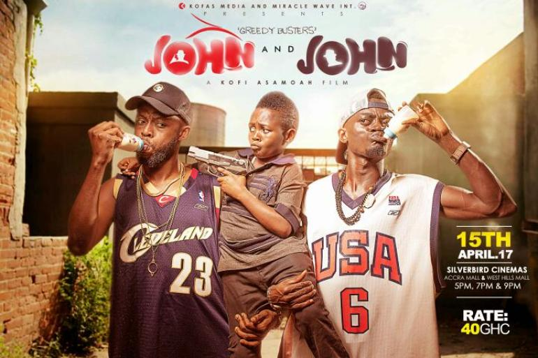 hot sale online 132a3 75c08 KSM And Pete Edochie Are Hypocrites For Appearing In 'John ...
