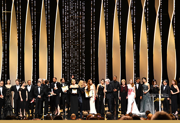 All the 70th Festival de Cannes Awards