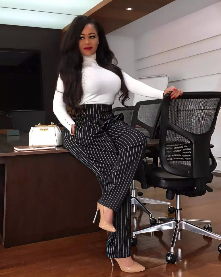 Vera Sidika Reacts To Her Leaked Nude Photos By Ex