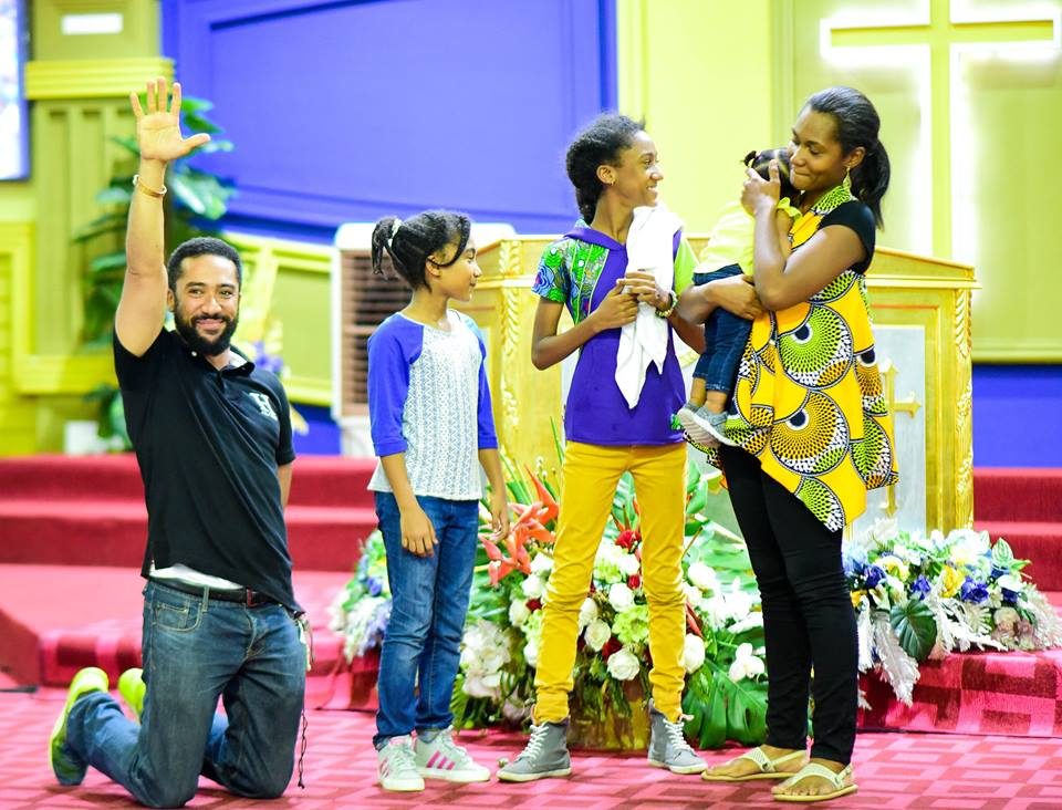 Image result for majid michel family